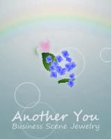雨とあじさいの花びらが3次元で降り注ぎます。雨が降り、虹も出たり隠れたりします。