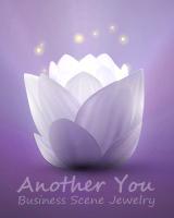 花の中から光があふれ出し、花の妖精が出てきそうなブログパーツです。触れると光は消えてしまいます。